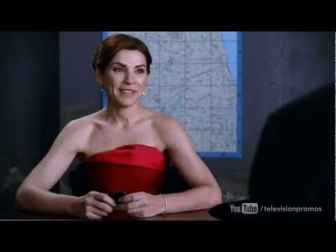 The Good Wife - Runnin' With the Devil    Alicia questions the motives of the lawyer (Wallace Shawn) she is asked to work with on Lemond Bishop's case; Kalinda trains a new investigator; Cary makes a move.