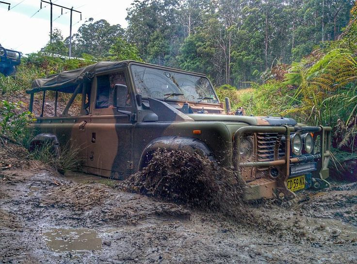 Army Truckin #trailertrash #perentie #landroverdefender @joshua_macpherson by 1tuffdeo Army Truckin #trailertrash #perentie #landroverdefender @joshua_macpherson