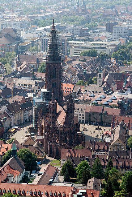 Freiburger Münster, Germany