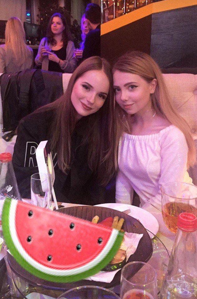 Sasha Spilberg&Elena Sheidlina