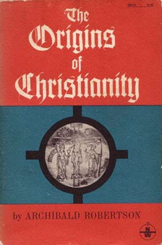 Origins of Christianity (History)