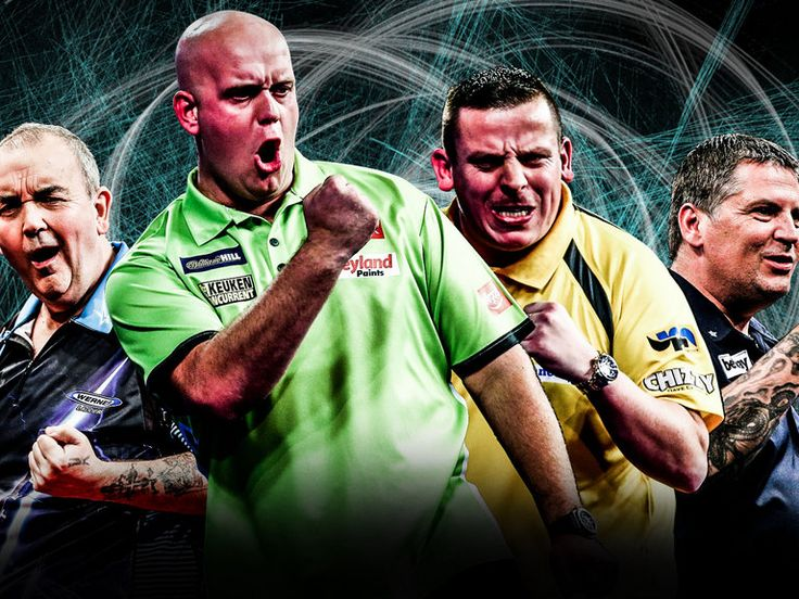 dart premier league live