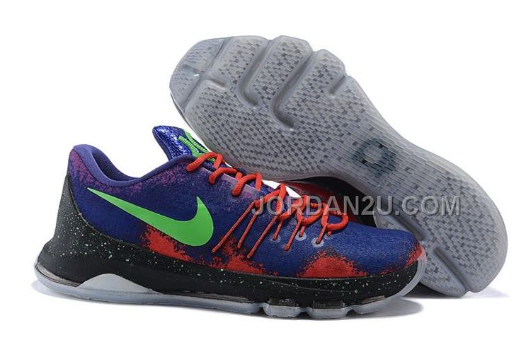 http://www.jordan2u.com/nikeid-kd-8-spray-paint-purple-green-red-black-for-sale.html NIKEID KD 8 SPRAY PAINT PURPLE GREEN RED BLACK FOR SALE Only $94.00 , Free Shipping!