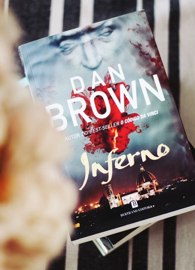 "What I Read: August - ""Inferno"" by Dan Brown"