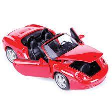 Maisto Special Edition - Porsche Boxter Model Car 1:24 - Red (31933)  Manufacturer: Maisto Enarxis Code: 018061 #toys #Maisto #miniature #cars #Porsche #Boxter