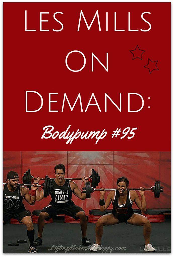 Les Mills On Demand: Bodypump #95