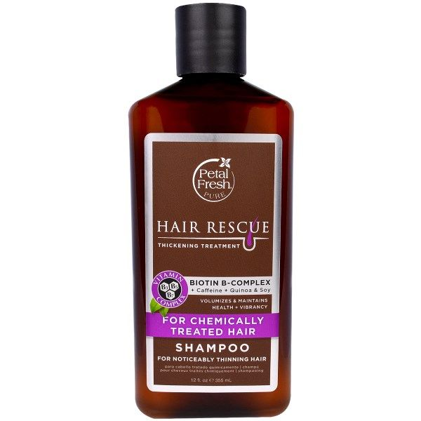 Petal Fresh, Hair Rescue, Thickening Treatment Shampoo, 12 fl oz (355 ml)