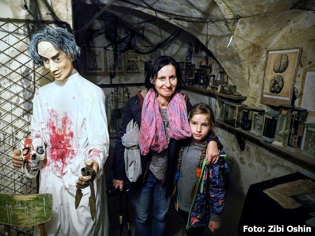 AMELII  PODRÓŻE  MAŁE  I  DUŻE: Laboratorium Frankensteina i Izba Pamiątek w Ząbko...