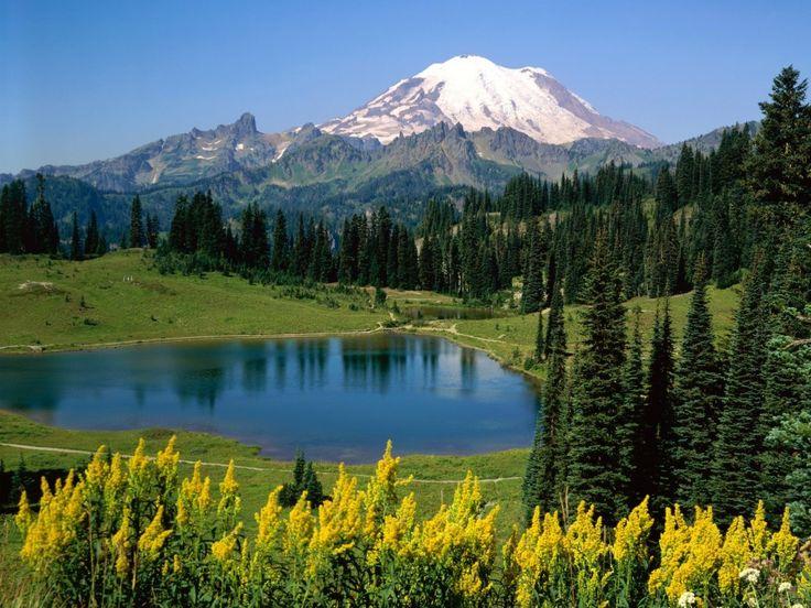 Nature Mountains photo