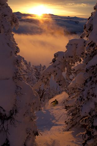#Jackson_Hole | Photo by Oskar Enander | snowzine.com