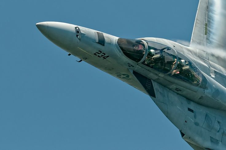 F-18's cockpit by Darek Siusta on 500px
