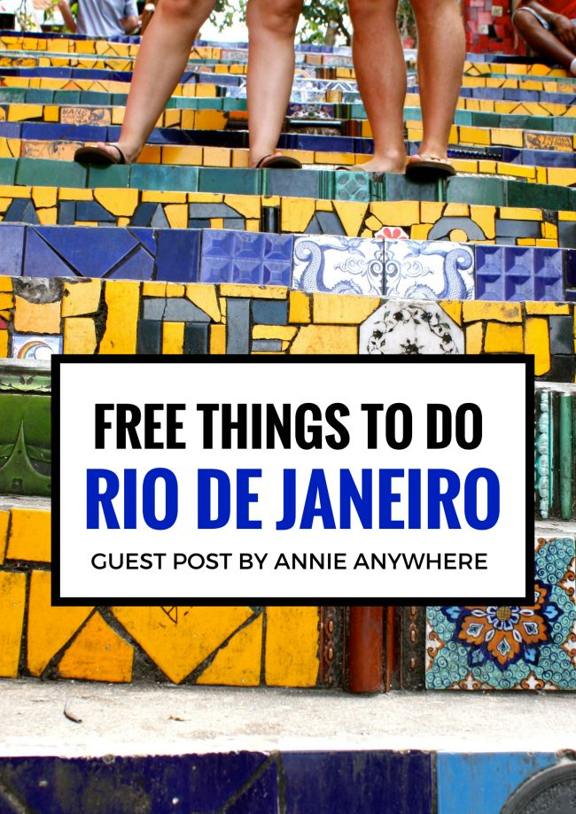Free Things to Do in Rio de Janeiro  http://www.local-records-office.org/articles/