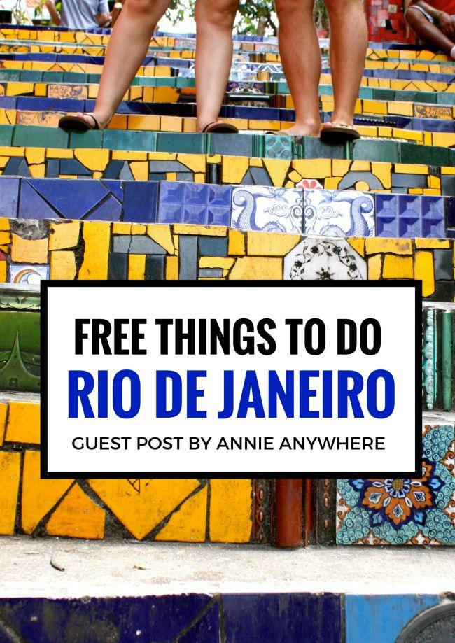 Kostenlose Highlights in Rio de Janeiro