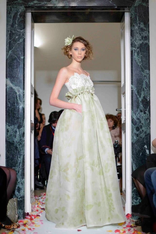 """GIADA CURTI S.S.2013 - Collection """"Poème Rose"""""""