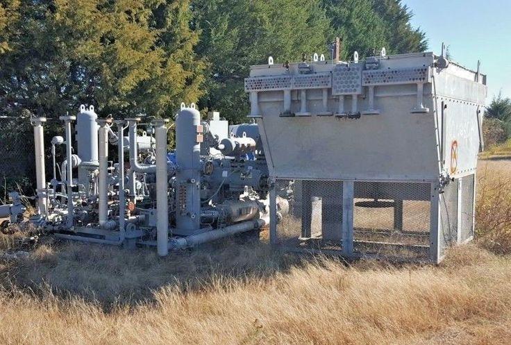 400Hp Dresser Rand Natural Gas Compressor  3 stage VIP 5CVIP4 #DresserRand