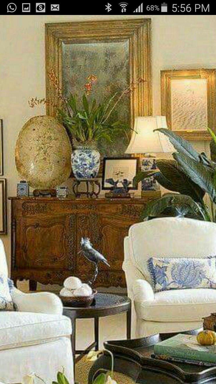 Traditional Victorian Colonial Living Room By Timothy Corrigan With Images: Salas Tradicionales, Decoración De Habitaciones Y