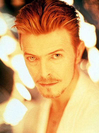 Mysterious Bowie