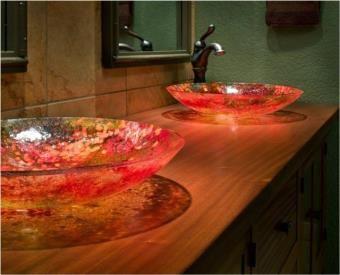 Lisa Vogt - Custom Art Glass Studio