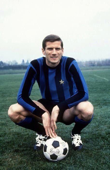 Giacinto FACCHETTI 1960-1978; 2004-2006 presidente