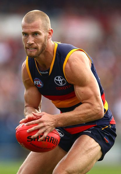 Scott Thompson from the Adelaide Crows   http://footyboys.com