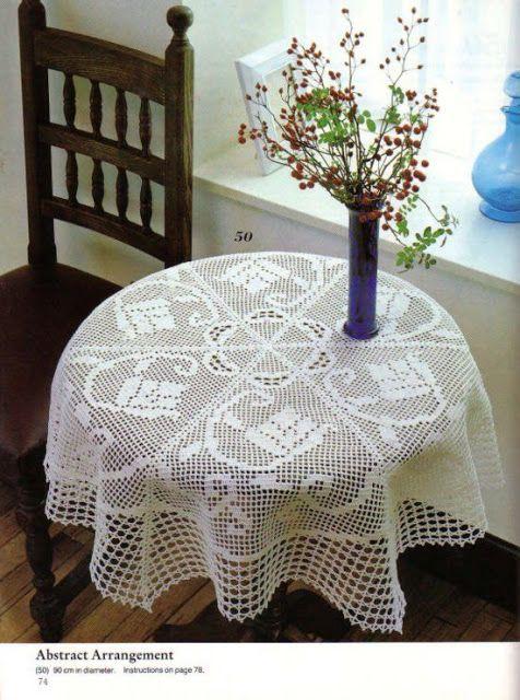 Kira scheme crochet: Scheme crochet no. 1272