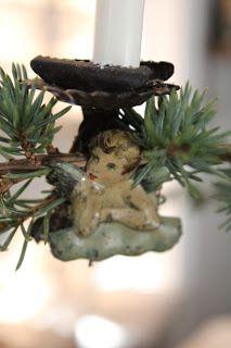 Vintage Clip-On Christmas Ornament -  K&Co.´s bolig blog: Min Jul...