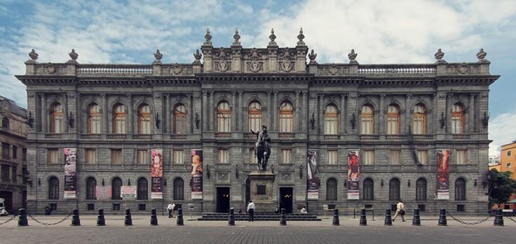 Munal : Museo Nacional De Arte (Mexico City)