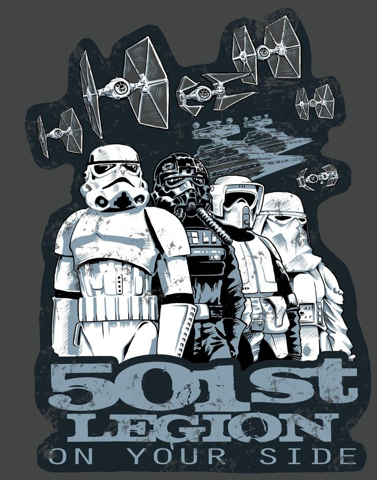 Star Wars 501st Legion. i need this patch.