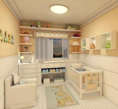 Decorações de quarto de bebê « Dona Giraffa
