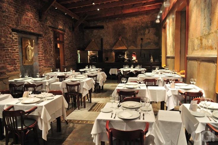 Una antigua panadería convertida en uno de los mejores restaurantes de Córdoba - San Honorato