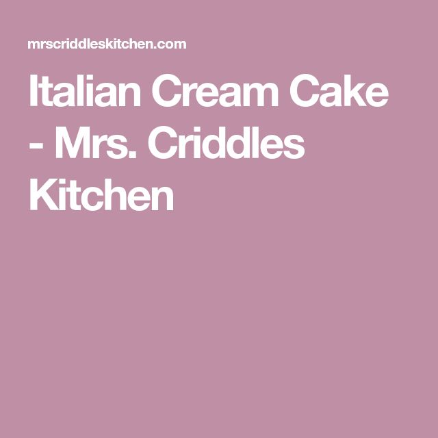 Best 25 Italian Cream Cakes Ideas On Pinterest Italian