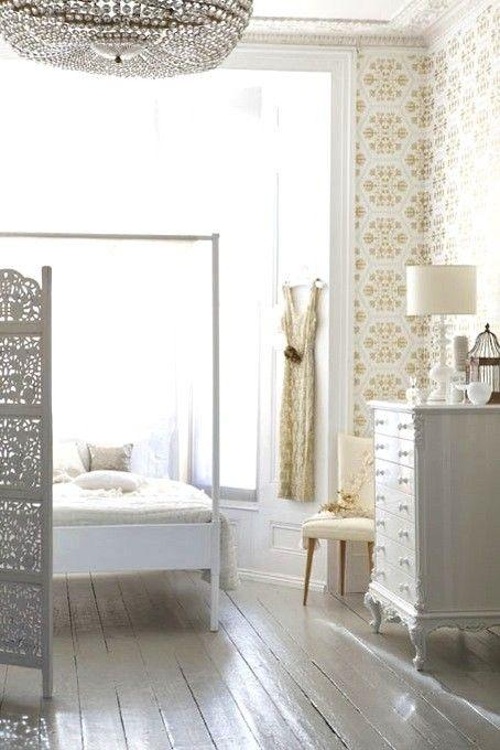 <3Dreamy Bedroom, Design Bedroom, Beds, Bedrooms Design, Interiors, Wallpaper, Painting Floors, White Bedrooms, Bedrooms Decor