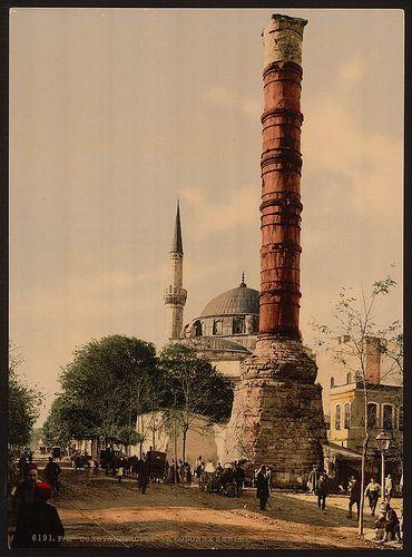 istanbul - çemberlitaş