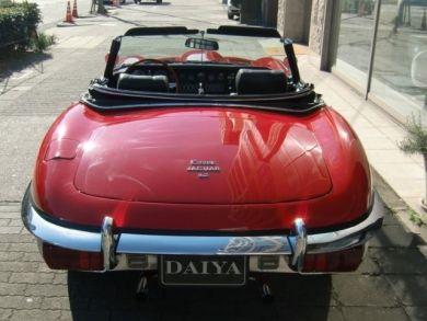 ジャガー / Eタイプ シリーズⅡ ロードスター 1969年式