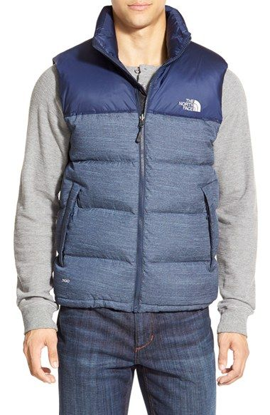 The+North+Face+'Nuptse'+Packable+Down+Insulated+Vest+available+at+#Nordstrom