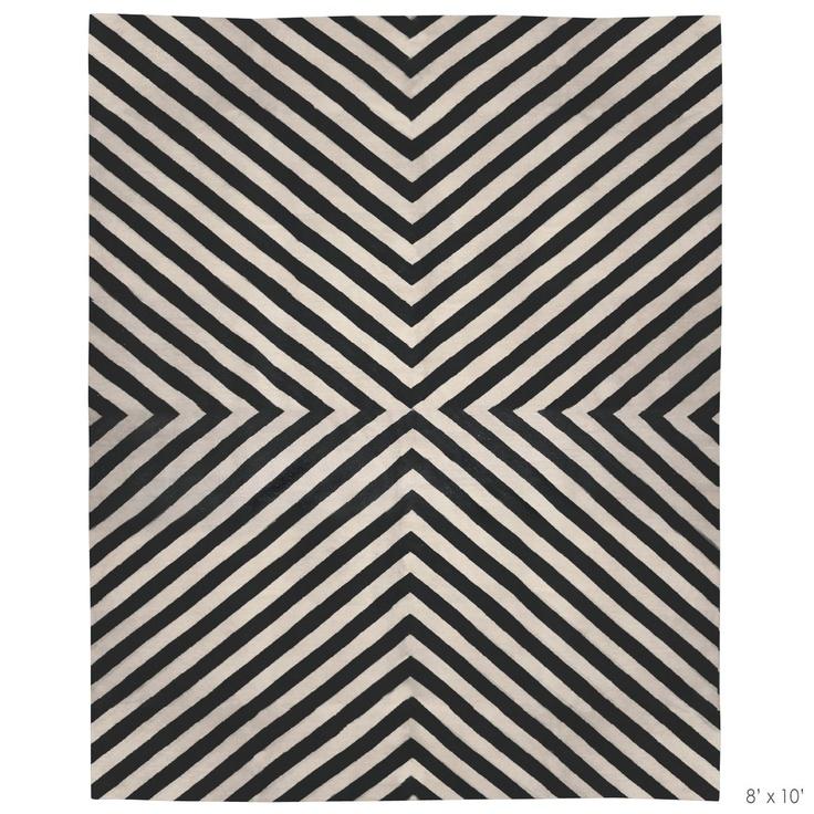 nice black white rug. Jonathan Adler Bridget Black White Rug 58 best Rugs images on Pinterest  Area rugs Carpet and Daisies
