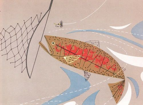 75 best charley harper images on pinterest for Charley s fishing