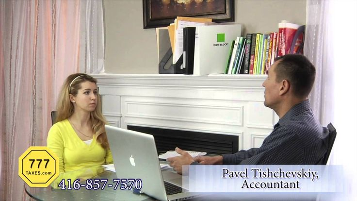 Part 7.Tax Time with Pavel Tishchevskiy. Gifts, Promotions, Meals And En...