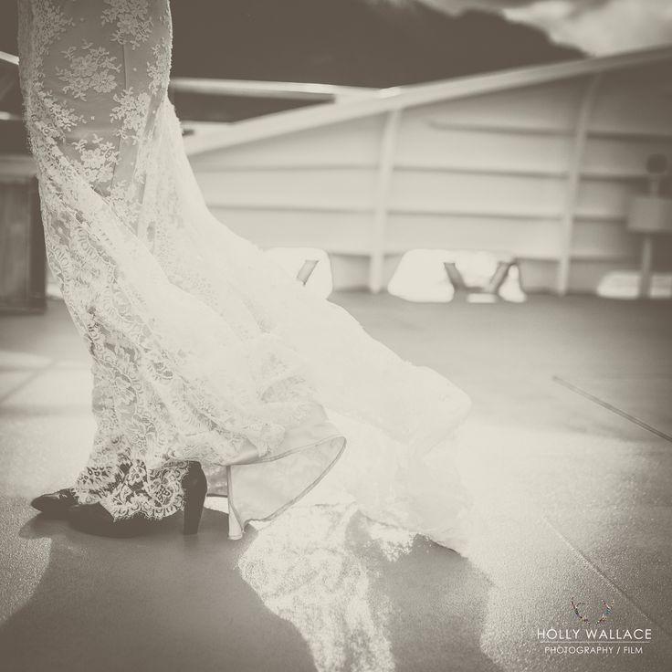 #vintagelace #weddingdress #mtnicholas #hollywallace http://www.mtnicholas.co.nz