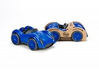 Green Toys™ Race Car in Blue    http://greenandorganichome.com/item_829/Green-Toys-Race-Car-in-Blue.htm