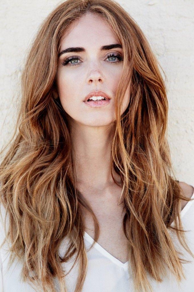 Trendy Long Hair Women's Styles    Chiara Ferragni    - #HairStyle