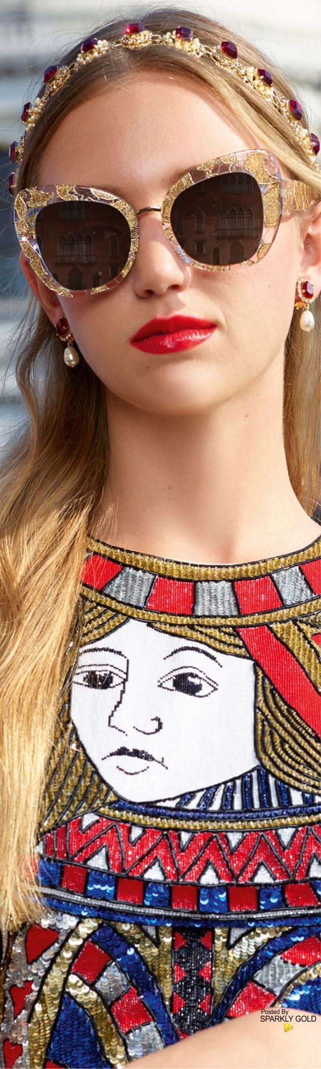 Dolce & Gabbana S/S 2018 Campaign