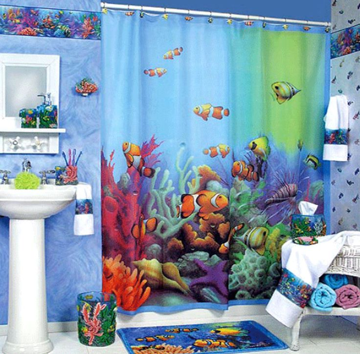 23+ Unique And Colorful Kids Bathroom Ideas, Furniture And Other Decor  Accessories Part 64