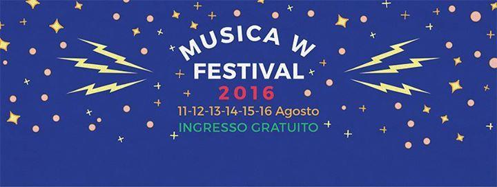 Musica W Festival 2016 @ Castellina Marittima, Toscana - 11-Agosto https://www.evensi.it/musica-w-festival-2016-castellina-marittima-toscana/181532573