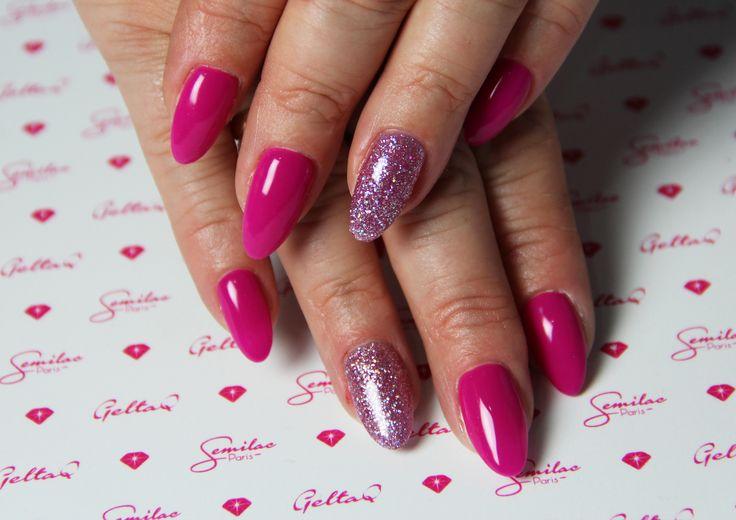 #missworld #pink #ilovepink #semilac
