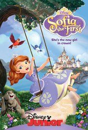 Sofia The First Episode 15. Sofia, is a little girl with a commoner's background until her mom marries the King and suddenly she is royalty. With the help of the three fairies in charge of the Royal Training Academy, ...