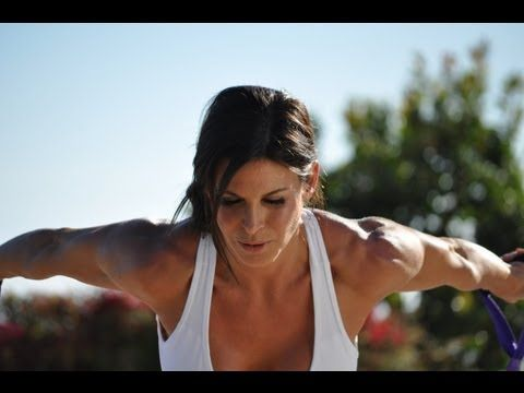 FITNESS: MUSCLE BUILDER. ABS,BUTT... FULL BODY   - Fitness and Workout Series 40 min work out ouch