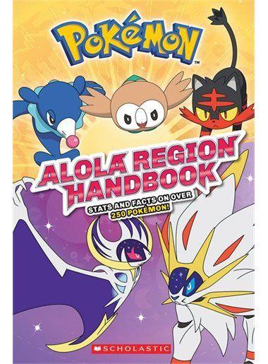 Pokémon: Alola Region Handbook by Scholastic Inc