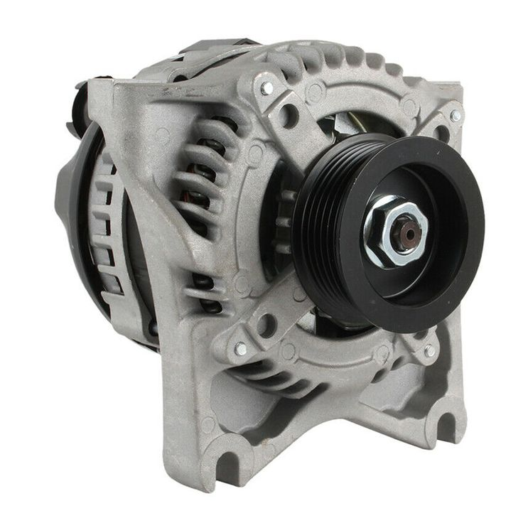 Sponsored Ebay  New 150a Alternator Fits Ford Mustang Gt