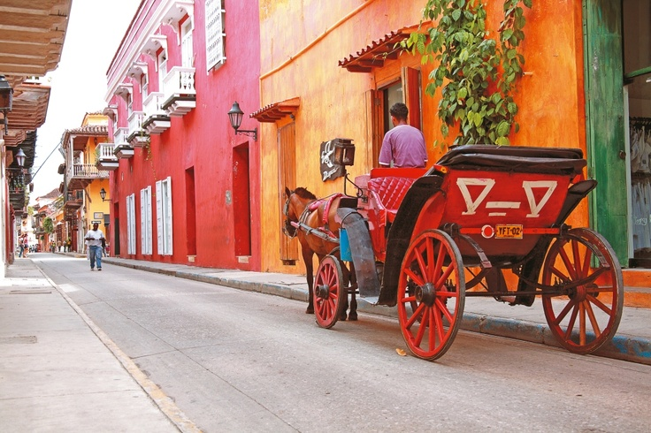 Cartagena De Indias: Soaked with sunshine and steeped in history... http://www.colombia.travel/en/international-tourist/vacations-holidays-where-to-go/cartagena-travel-guide